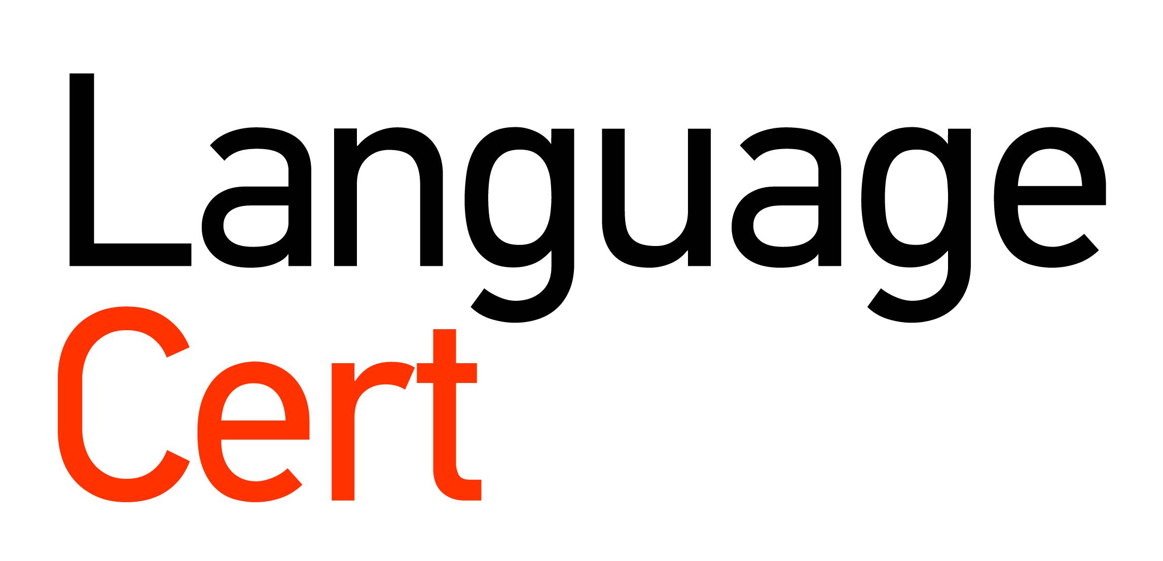 LanguageCert examen online